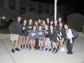 Girls Varsity Volleyball Season  image