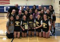 Commack V Girls Badminton Champs