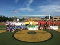 World Cup Day at Camp