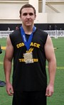 Steve - National and State qualified Shot Put
