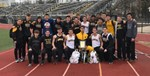 Commack Boys Track team