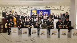 Jazz Messengers in Albany NYSSMA