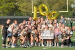 100th goal for Katie XC