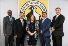 Commack Board of Education 2021-2022