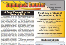 August 19 Commack Courier