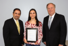 National Merit Scholarship Winner