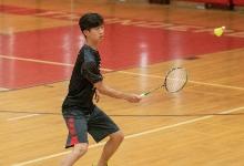 Boys Varsity Badminton