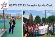 USPTA STARS Award