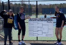 Suffolk County Tennis Doubles Champs