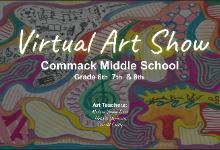 CMS Virtual Art Show