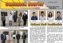 Commack Courier December