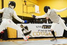 Boys Fencing