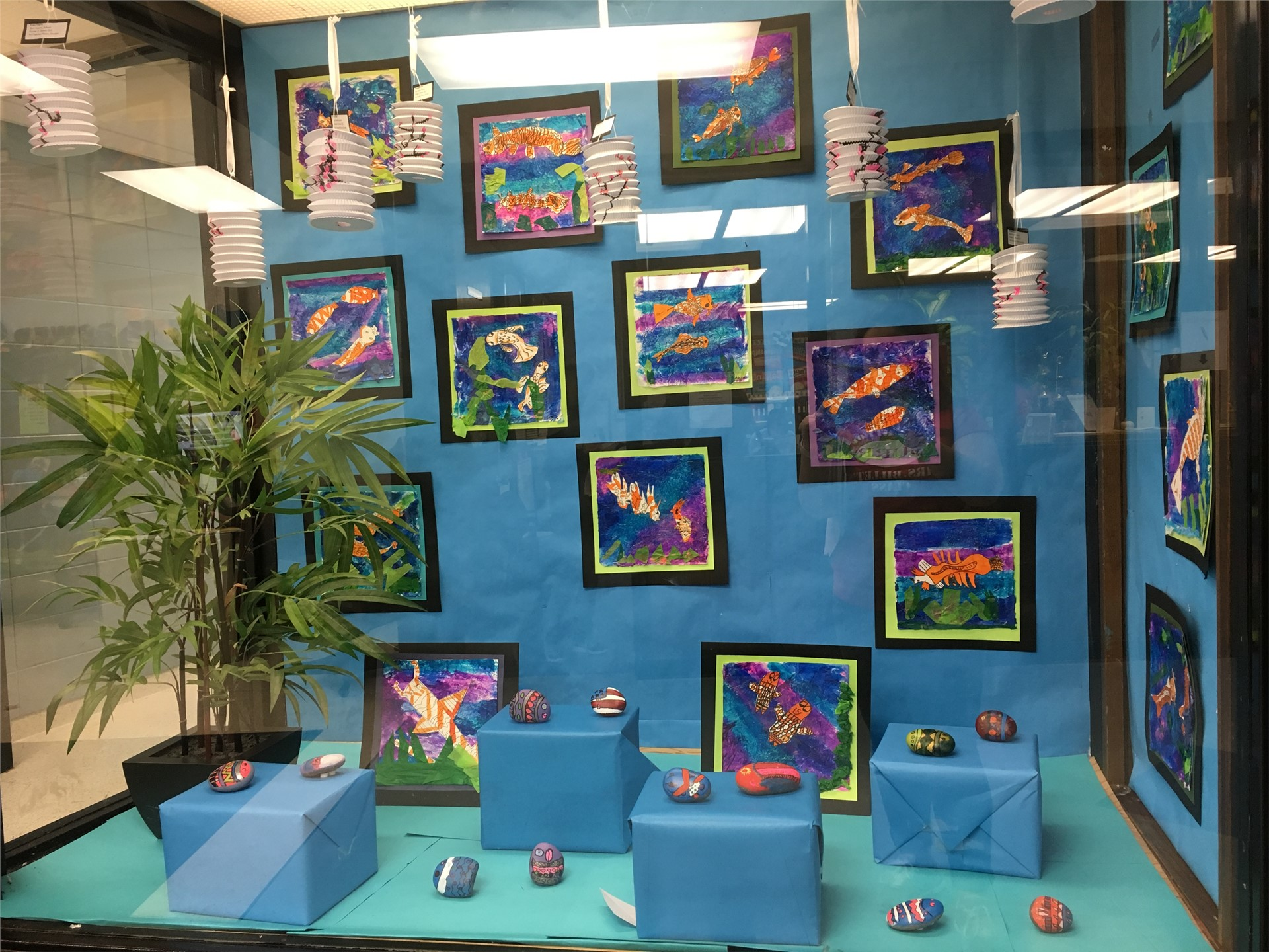 Fish Art Projects