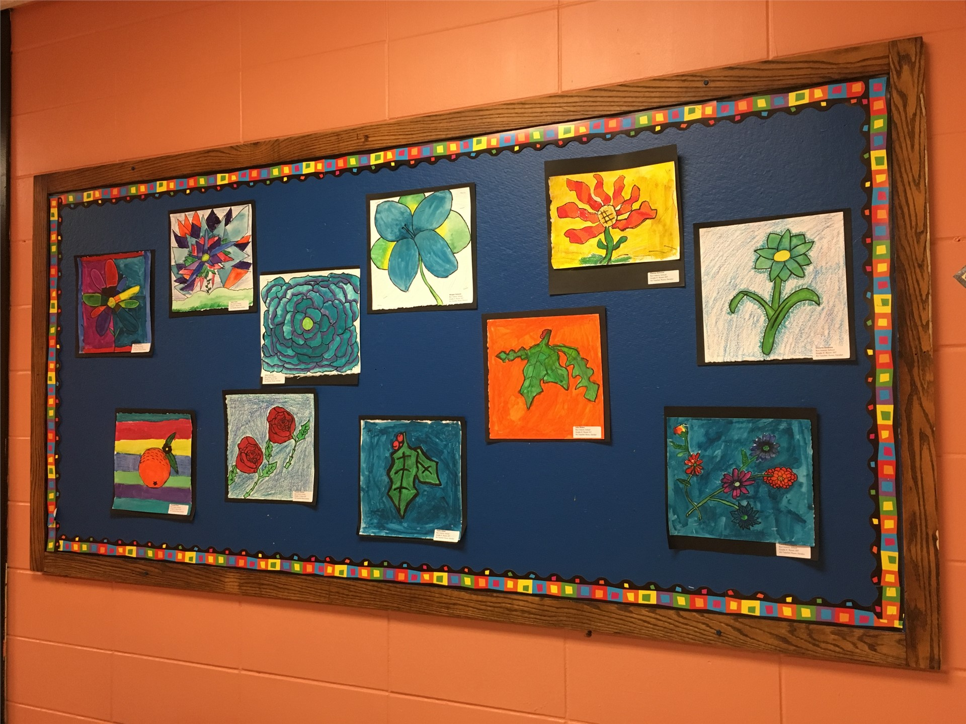 Flower Art Projects