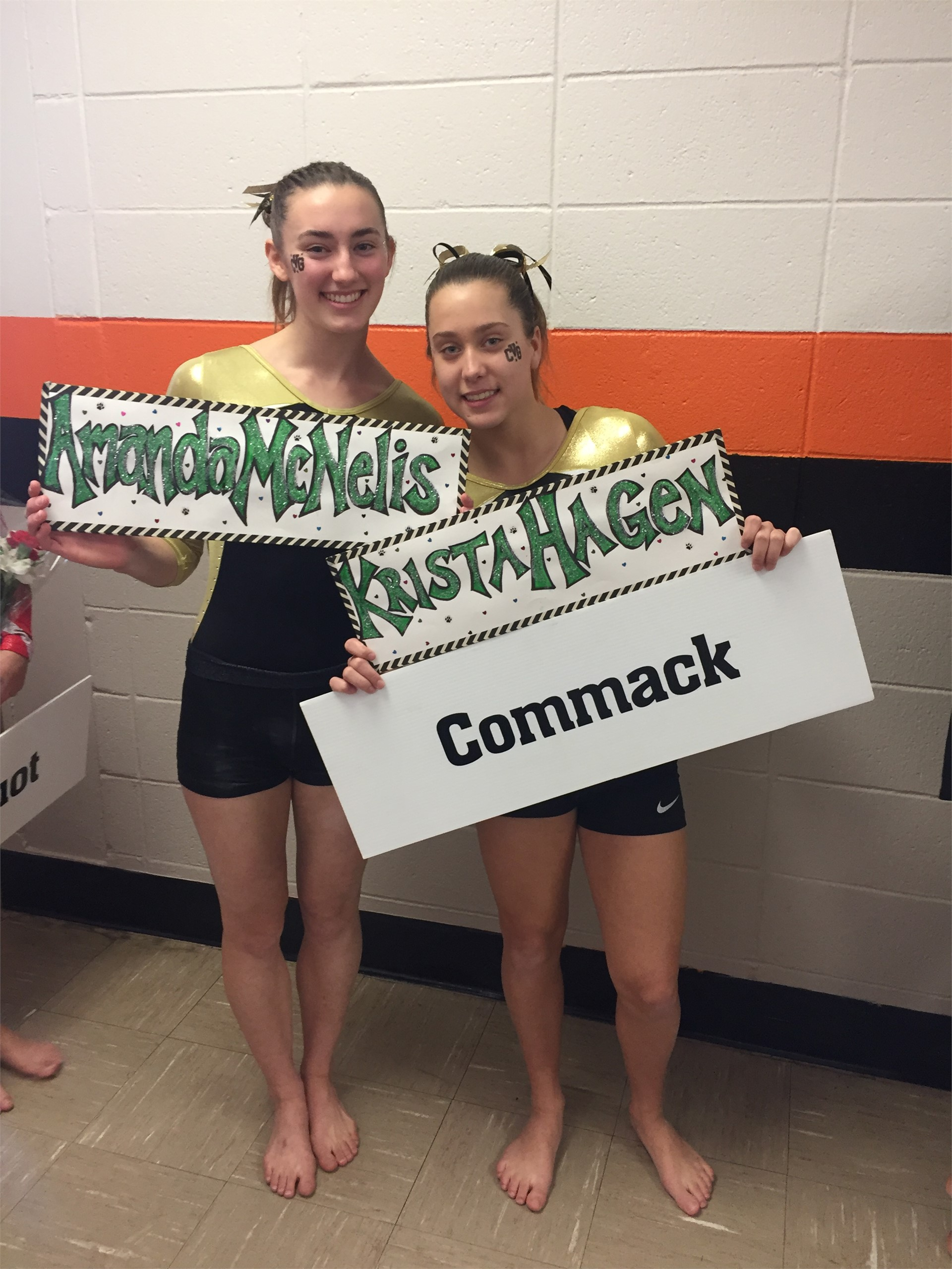 CHS Gymnasts Go to States