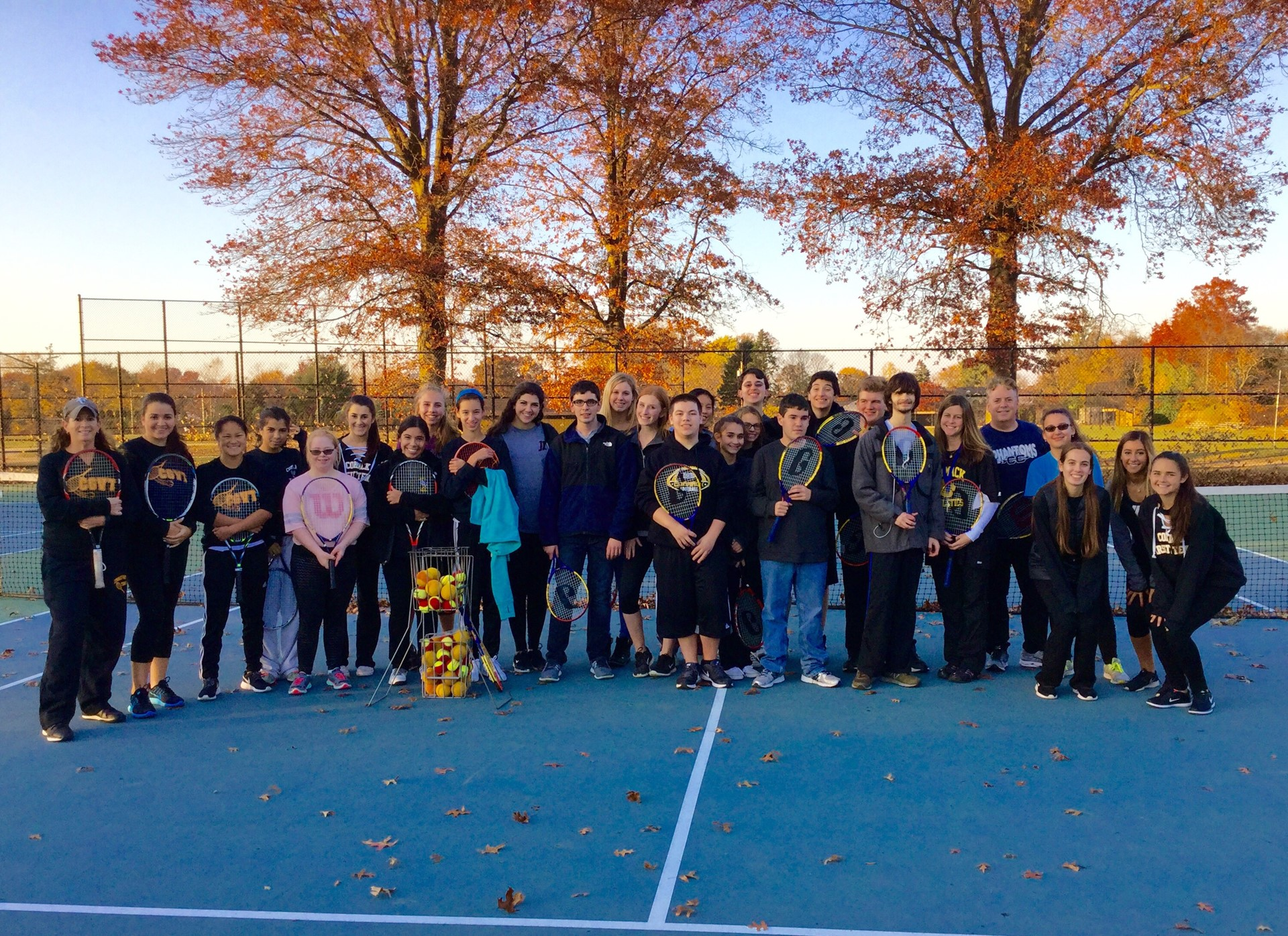 Athletics for All Tennis Clinic