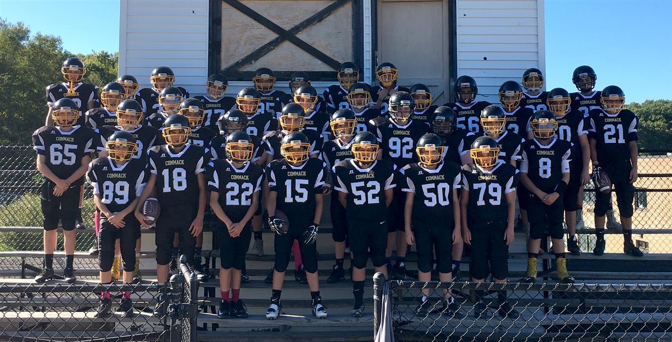 CMS 8th Grade Football
