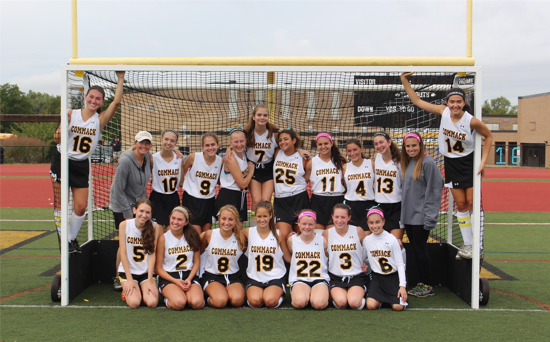 Commack Varsity Field Hockey