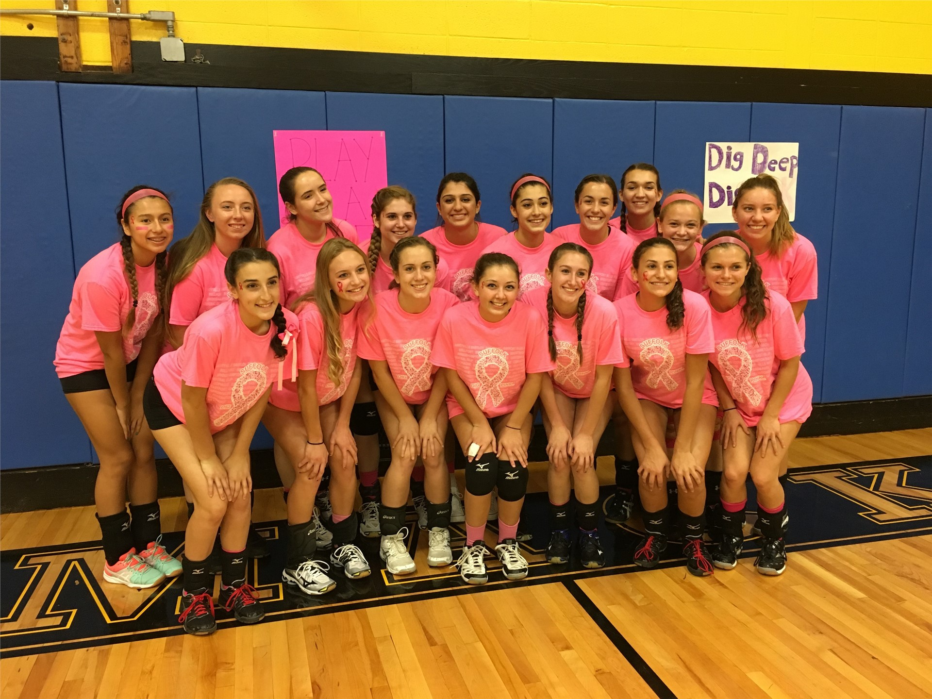 Girls Volleyball Teams