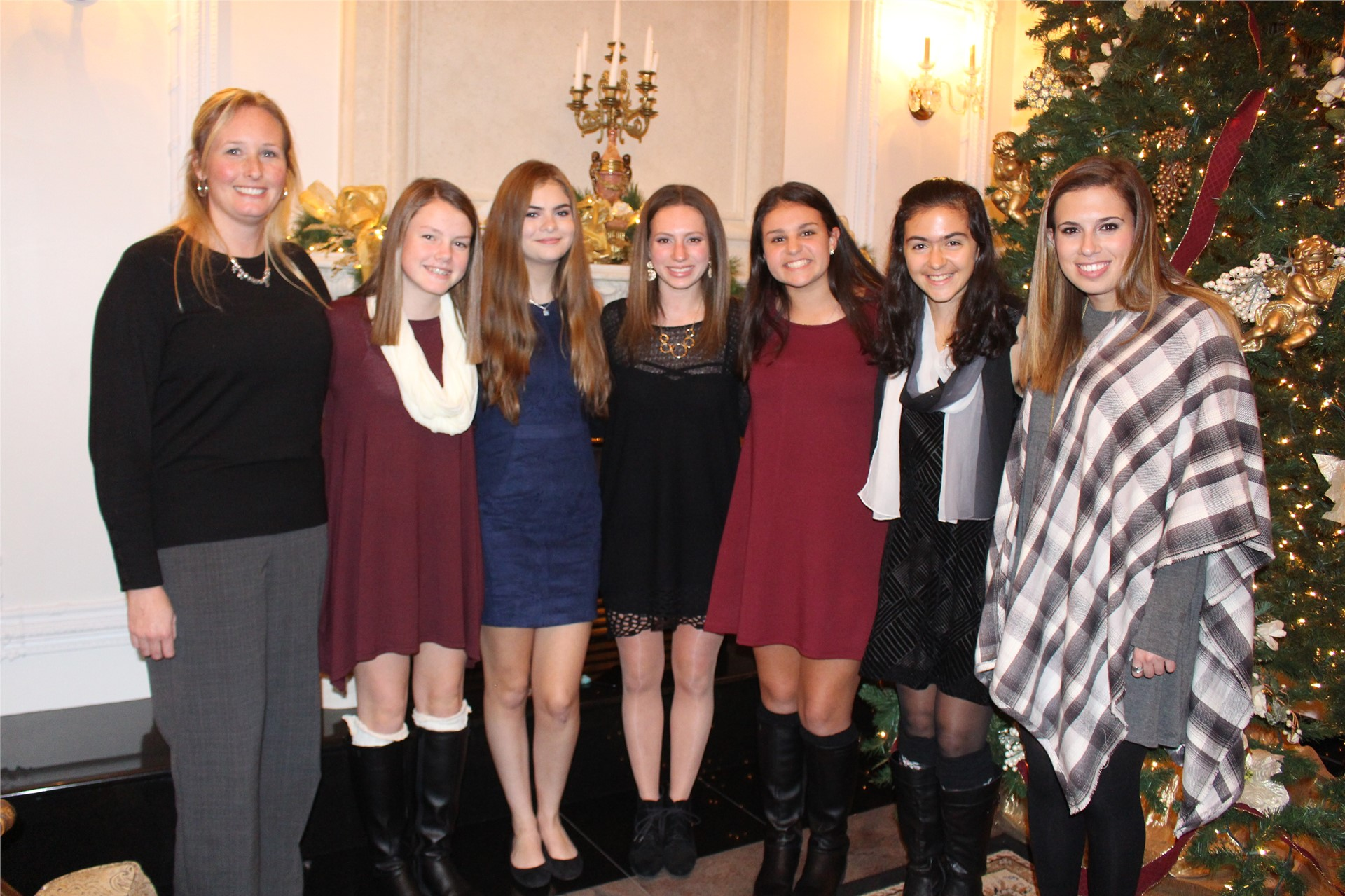 Field Hockey SCFHCA Awards Dinner