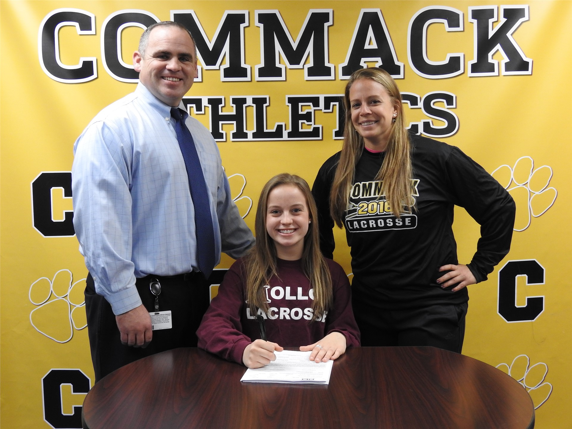 Megan  - Molloy College
