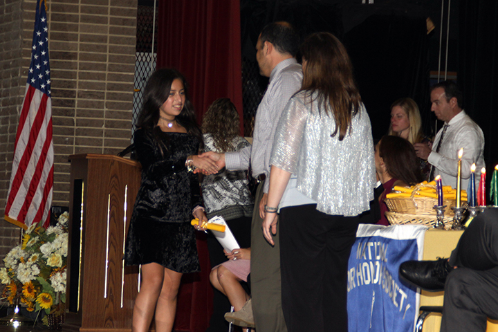 Commack Middle School National Junior Honor Society Inductions