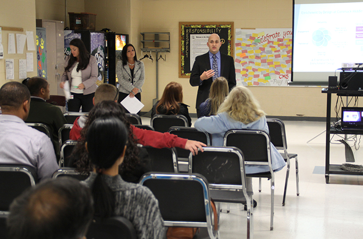 Parent Workshop - Access & Opportunity in the Commack Schools