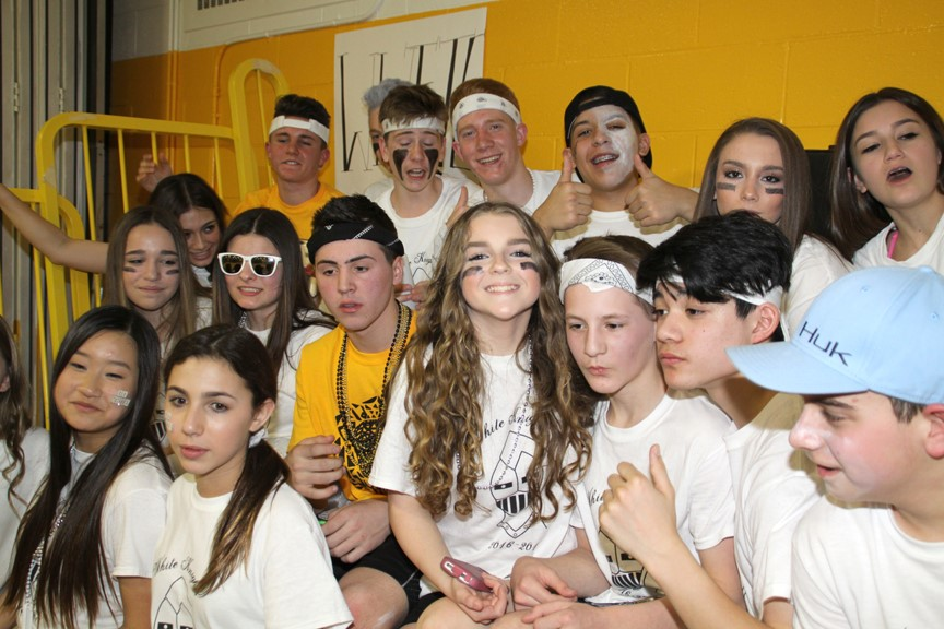 Gold White Night at CMS