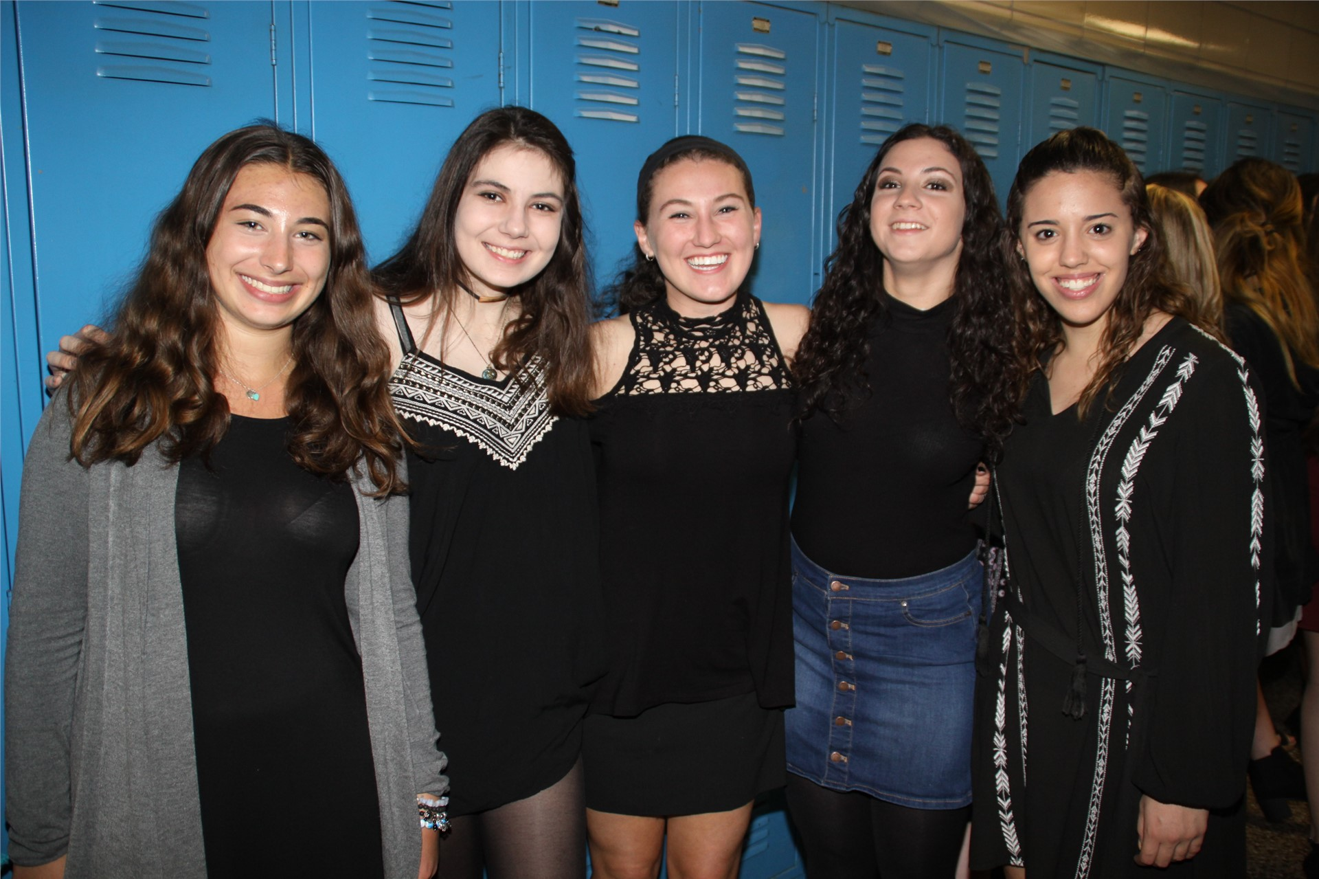 National Honor Society Inductions 2017