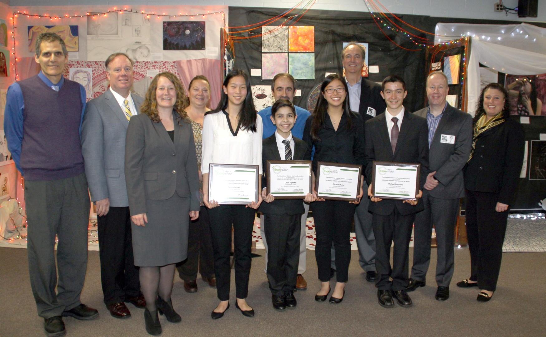 Regional Award Winners