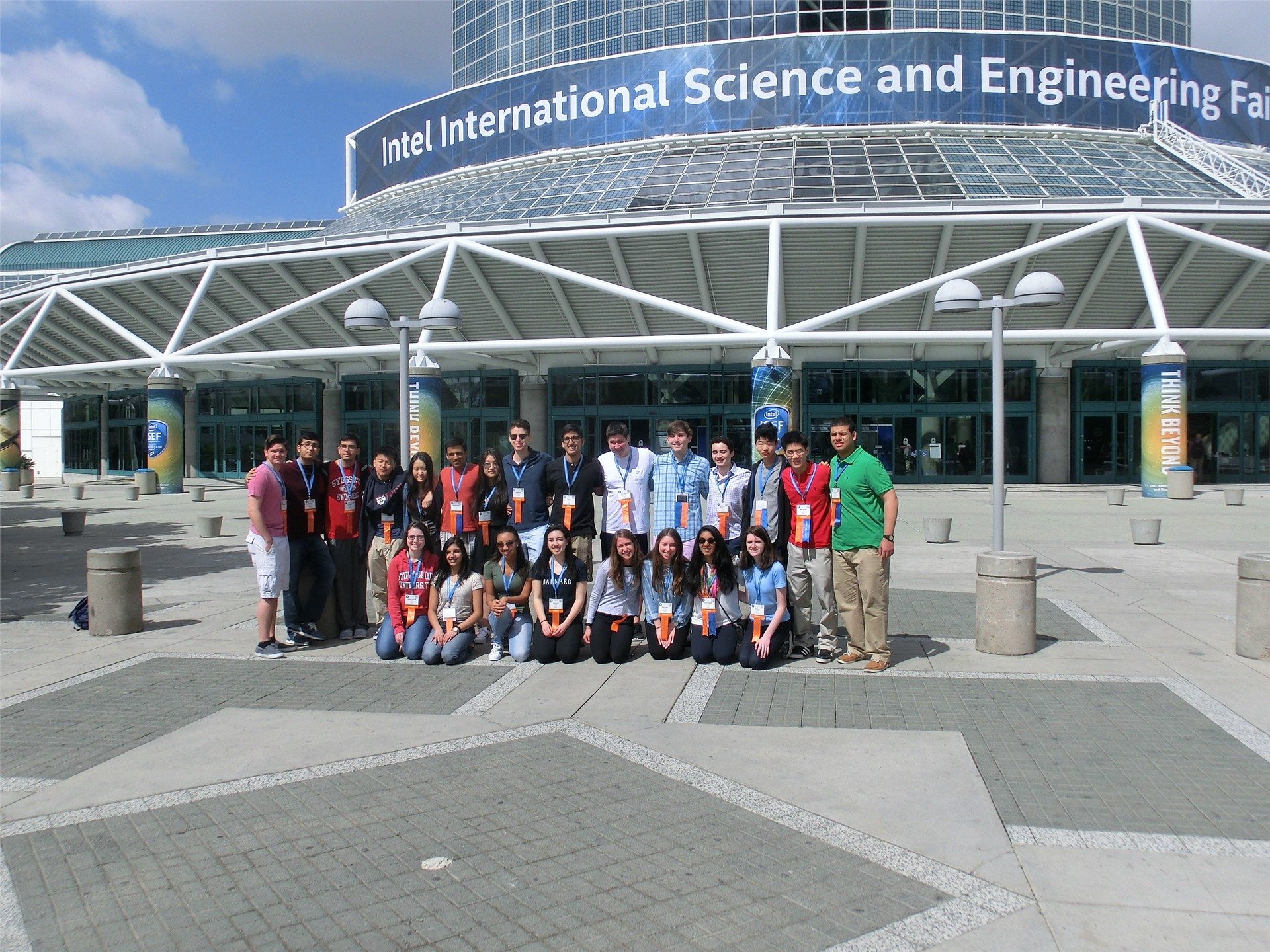 Day 4 - Commack at ISEF