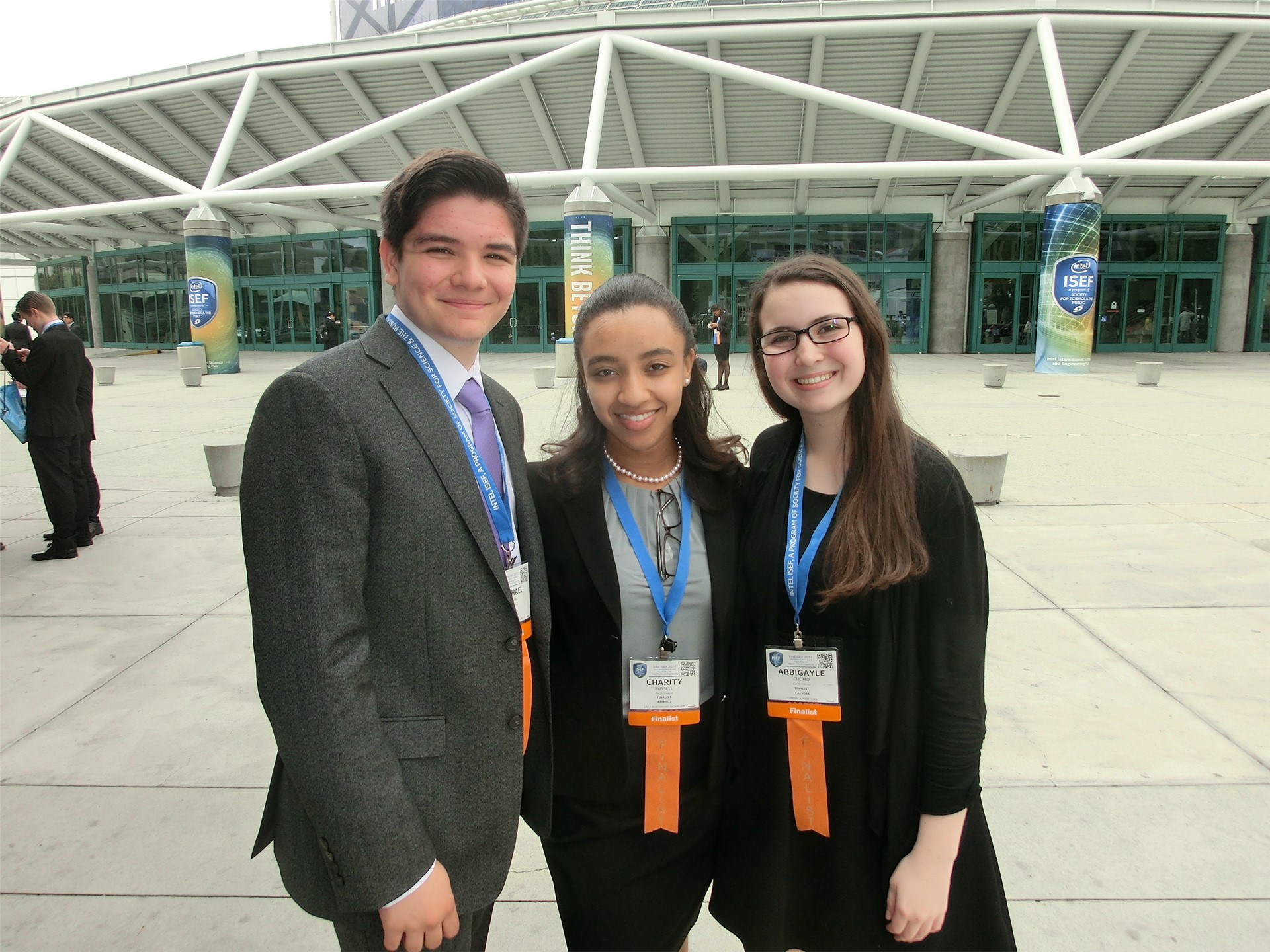 Day 5 - Commack at ISEF