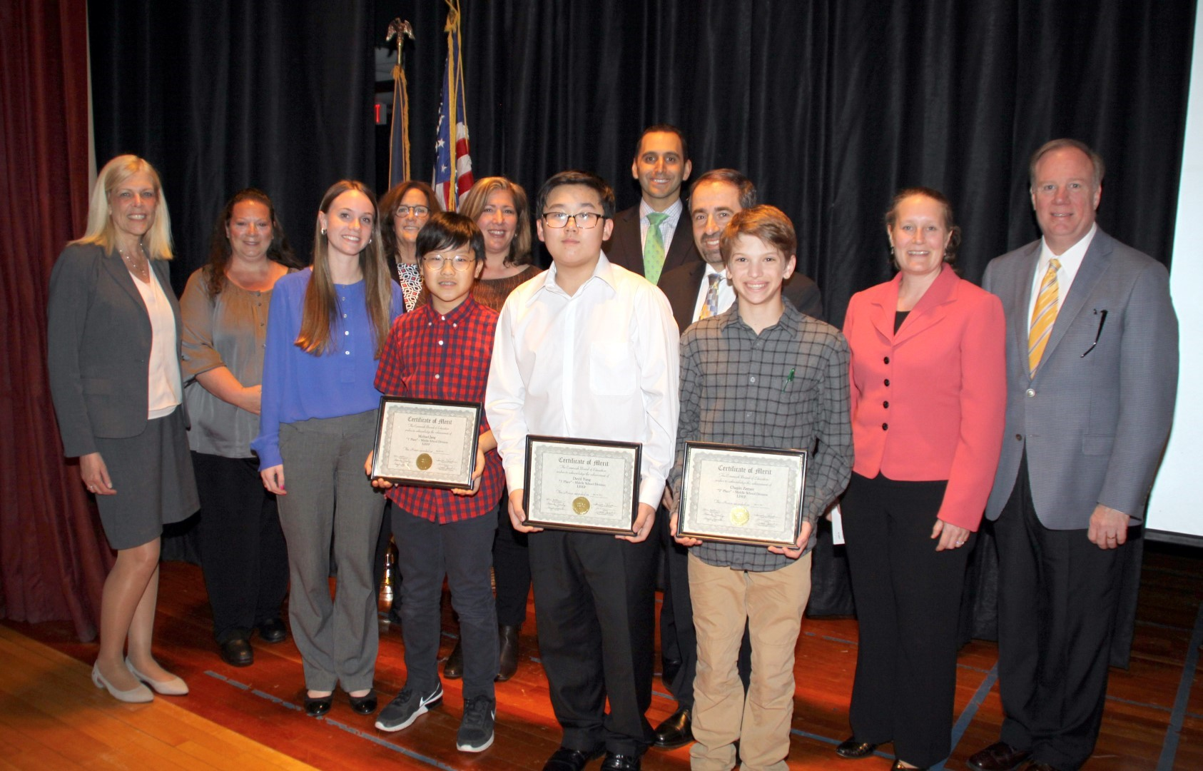 Long Island Science and Engineering Fair - Broadcom