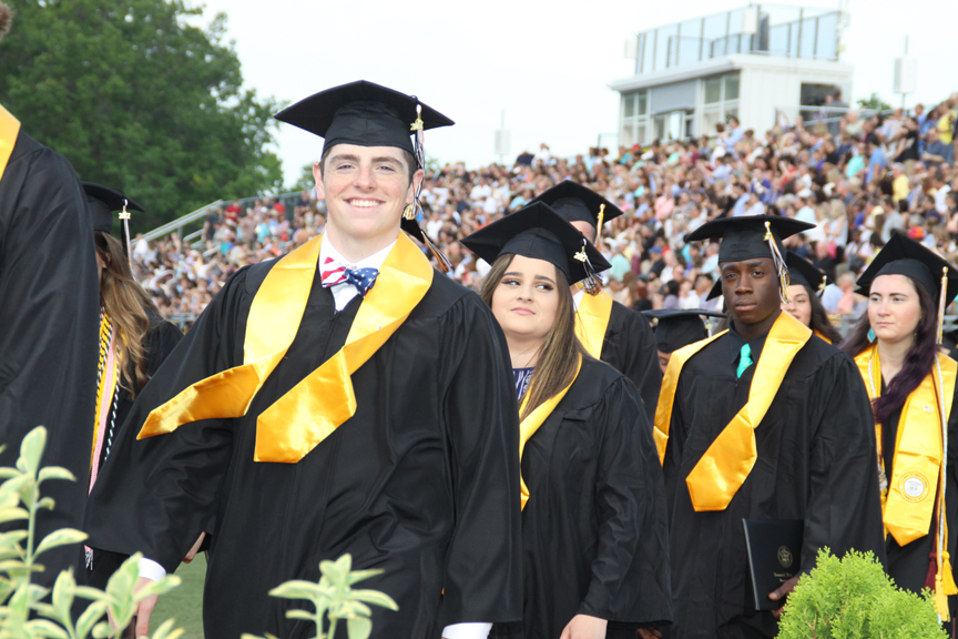 Commack High School Graduation Ceremony 2017