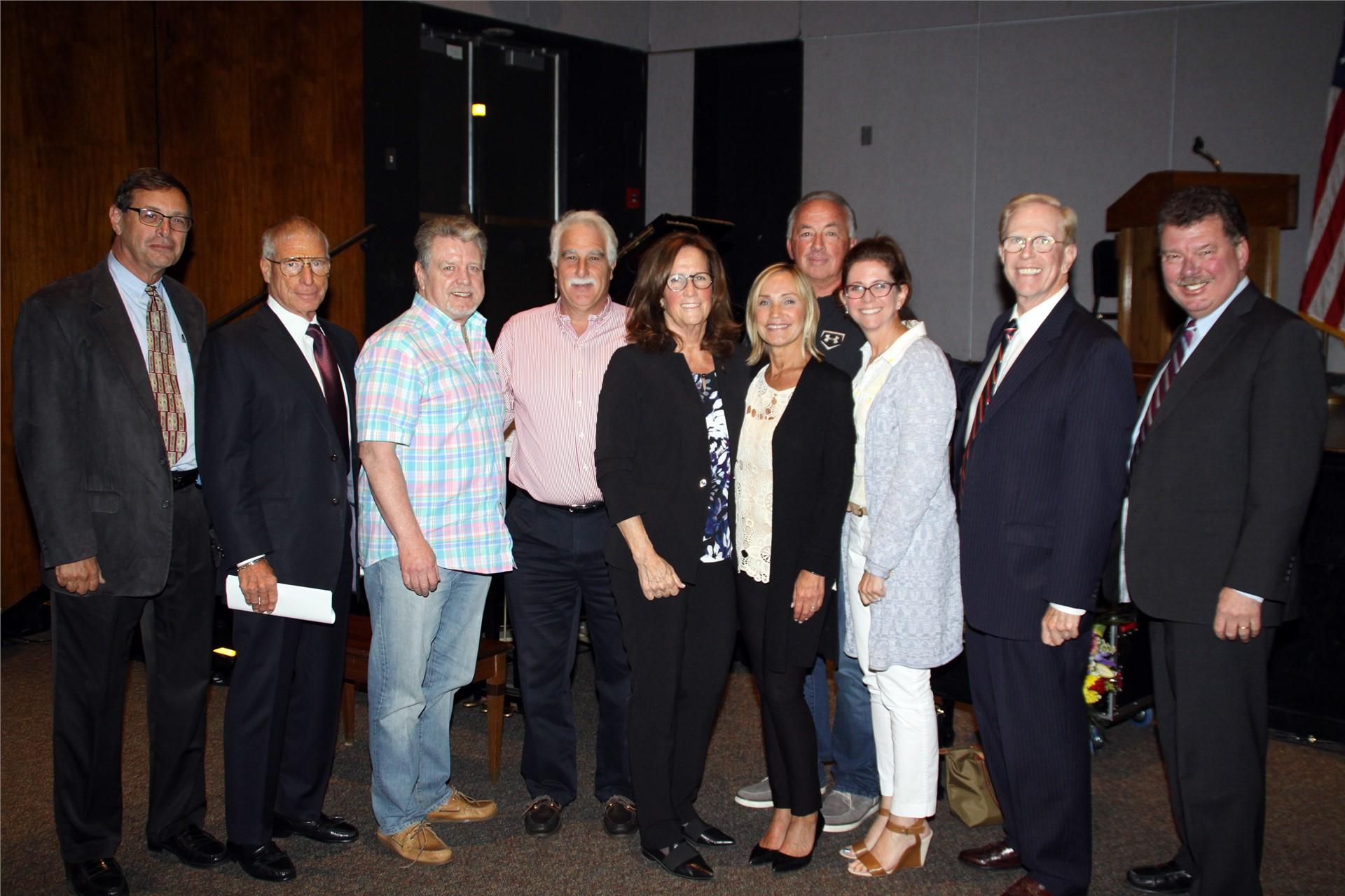 Commack Board of Ed Meeting June 2017