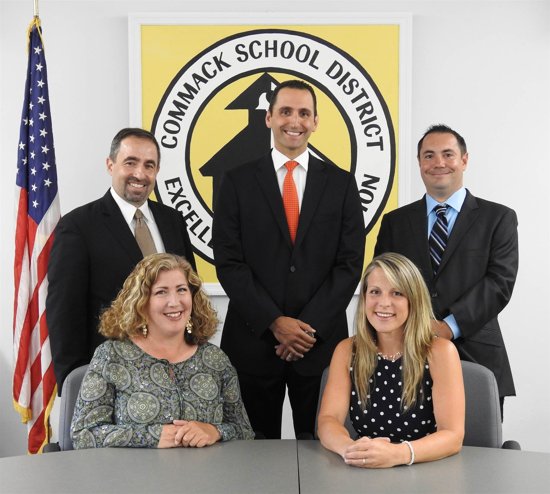 The Commack Board of Education