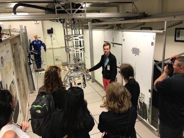 NASA Wind Tunnel Tour