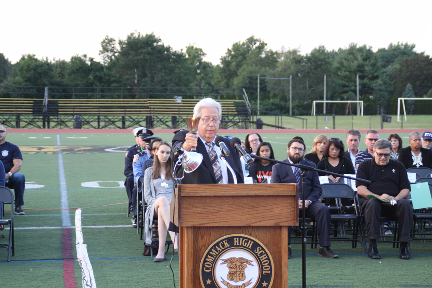 Commack 9-11 Night of Reflection 2017