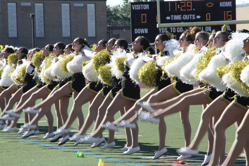 Commack High School Cougarettes