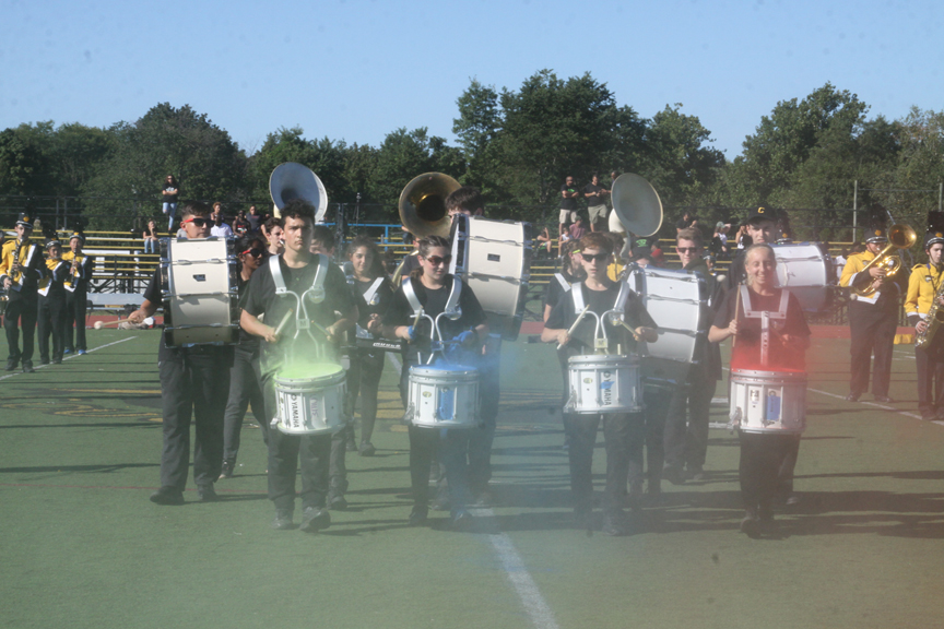 Commack High School Marching Band