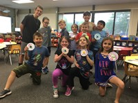Makerspace Group Photo