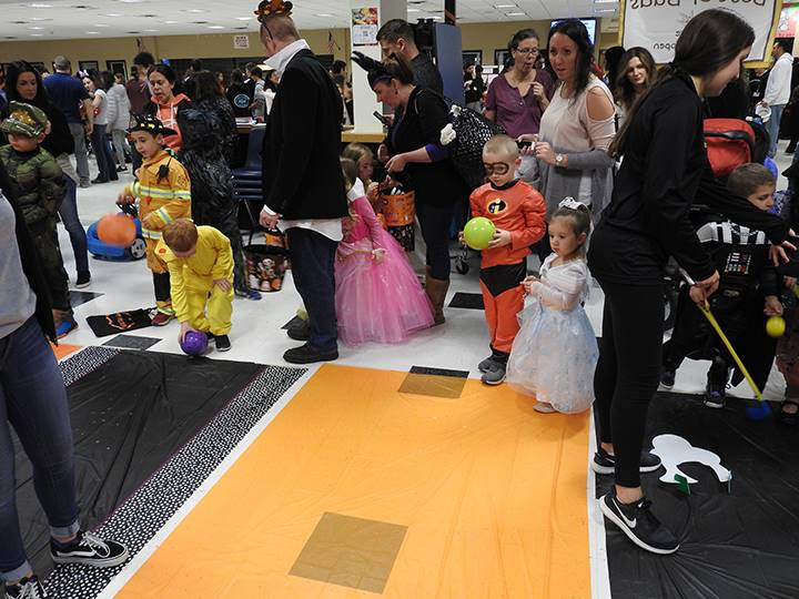 Halloween Happening at Commack High School