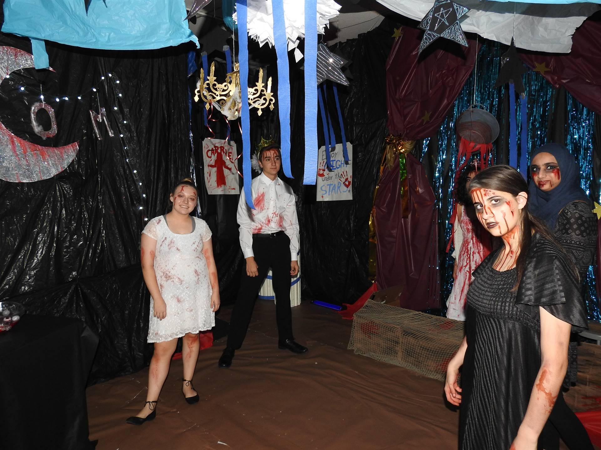 Halloween Happening - Haunted House