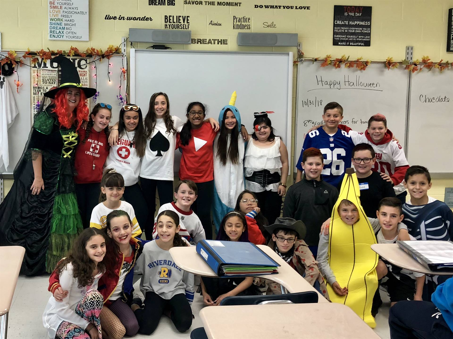 Mrs. Sita's Ghosts and Goblins