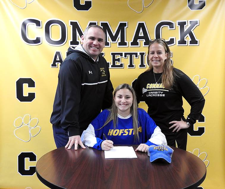 Katherine will attend Hofstra (lacrosse)