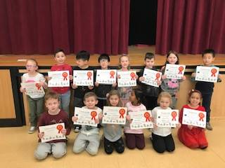 Photo of our Leaders of the Month: December 2018
