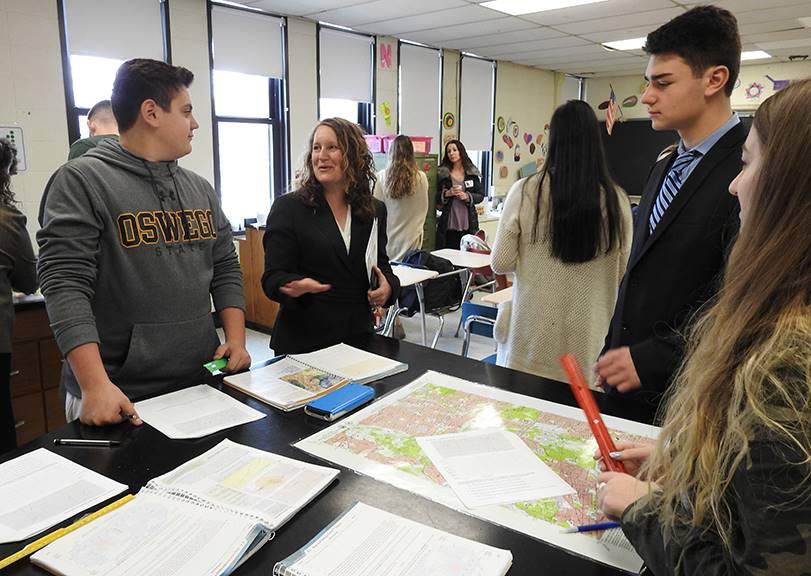 Commack High School Ambassador Program
