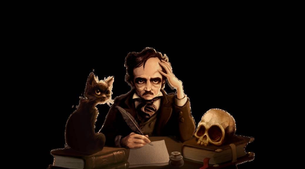 Poe reading