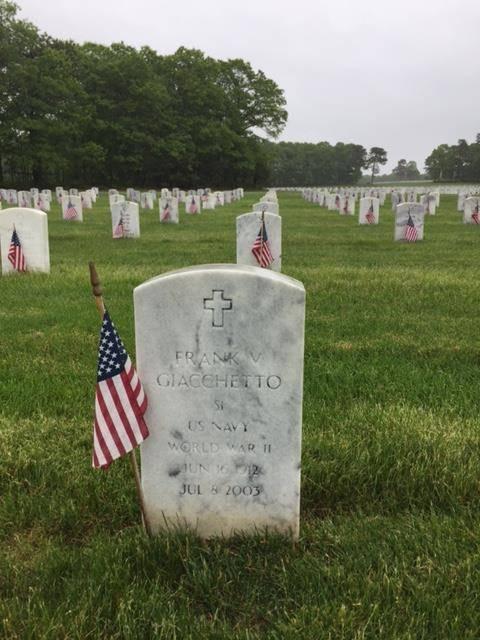 "World War II Veteran Frank L. Giacchetto - ""The Greatest Generation"""