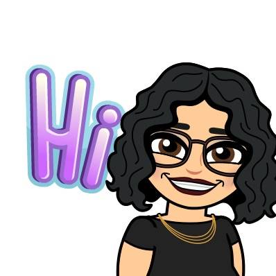 Ms. Domingo Bitmoji